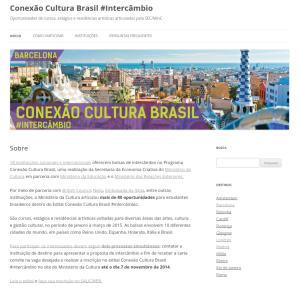 conexao cultura brasil