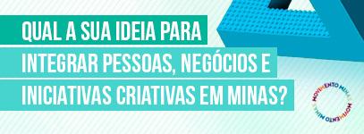 Economia Criativa no MovimentoMinas