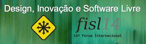 Design, Inovação e Software Livre: apresentação no#FISL14