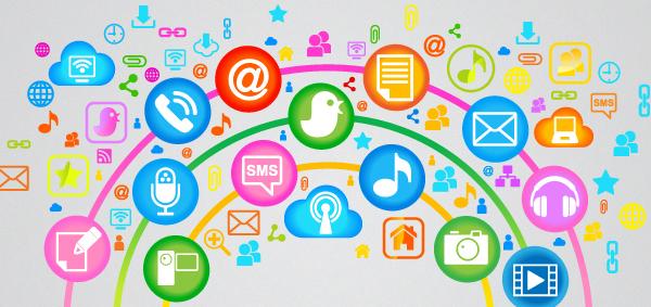Como usar redes sociais para divulgar seuconteúdo
