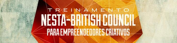 Treinamento Nesta-British Council para EmpreendedoresCriativos