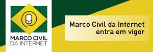 Marco Civil da Internet entra emvigor