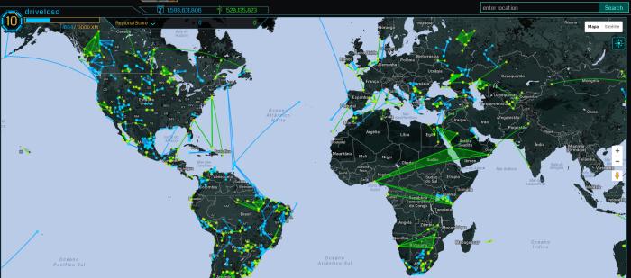 Mapeamento colaborativo; o sucesso doPokemonGo