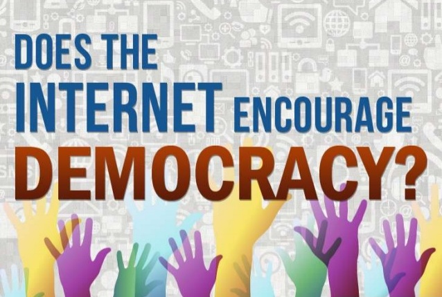 Aula sobre Internet epolítica
